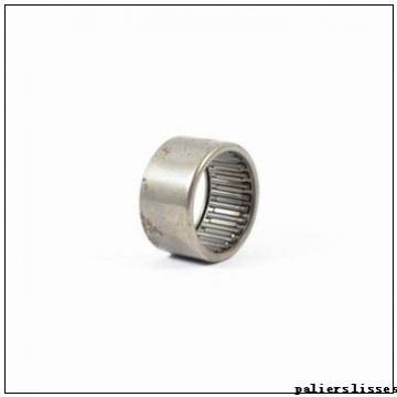 18 mm x 35 mm x 23 mm  INA GIKR 18 PW paliers lisses