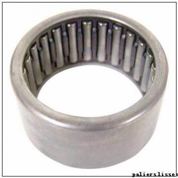 16 mm x 32 mm x 21 mm  ISO GE16XDO-2RS paliers lisses