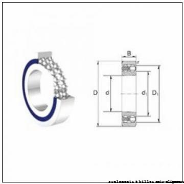 35 mm x 72 mm x 23 mm  ISO 2207 roulements à billes auto-aligneurs
