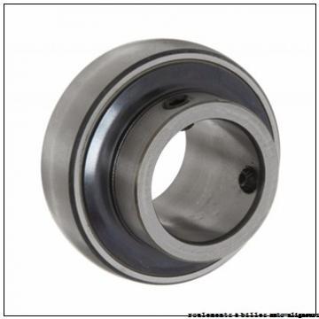 63,5 mm x 127 mm x 23,8125 mm  RHP NLJ2.1/2 roulements à billes auto-aligneurs