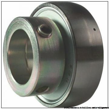 20 mm x 52 mm x 21 mm  NTN 2304S roulements à billes auto-aligneurs