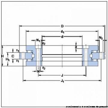 ISO 29324 M roulements à rouleaux de poussée