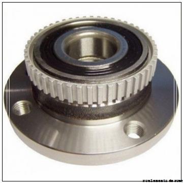 Toyana CX366 roulements de roue