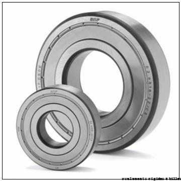 20 mm x 45 mm x 12 mm  NACHI 20BCS26-2NSE roulements rigides à billes