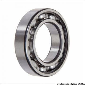 15 mm x 21 mm x 4 mm  ZEN SF61702-2Z roulements rigides à billes
