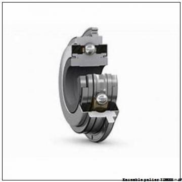 HM124646-90133  HM124616XD Cone spacer HM124646XC Recessed end cap K399070-90010 Backing ring K85588-90010 Couvercle intégré