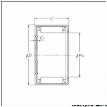 HM129848-90177  HM129813XD Cone spacer HM129848XB Recessed end cap K399072-90010 Palier aptm industriel