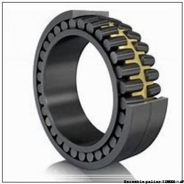 Recessed end cap K399071-90010 Backing ring K85525-90010        Ensemble palier intégré ap