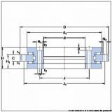 FAG 292/1250-E-MB roulements à rouleaux de poussée