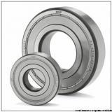 70 mm x 150 mm x 35 mm  SKF 6314-ZNR roulements rigides à billes