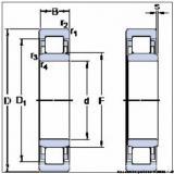 HM129848-90176  HM129813XD  Cone spacer HM129848XB Ensemble palier intégré ap